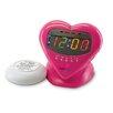 Sonic Alert Sonic Boom Sweetheart Vibrating Alarm Clock