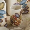 Croscill Home Fashions Mosaic Leaves Tumbler