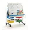 Copernicus Royal Queen Reading/Writing Center Easel Cubby