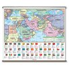 Universal Map Essential Wall Map - Middle East
