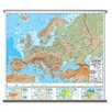 Universal Map Advanced Physical Map - Europe