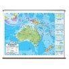 Universal Map Advanced Political Map - Australia