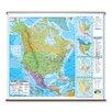 Universal Map Advanced Political Map - North America