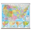 Universal Map Advanced Political Map - United States