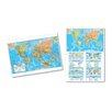 Universal Map Advanced Political Deskpad - World