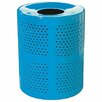 Leisure Craft 32-Gal Perforated Trash Receptacle