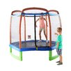 Pure Fun Pure Fun 7' Trampoline and Enclosure Set