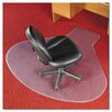 ES Robbins Corporation Workstation Chair Mat, Professional Series Anchorbar for Carpet Up To 0.75""