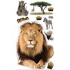 Uncle Milton Wild Walls Safari Adventure 3D Wall Décor
