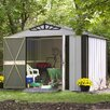 Arrow Designer Series 10 Ft. W x 8 Ft. D Steel Stool Shed