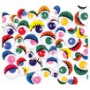 Chenille Kraft Company Painted Eyes 100 Pcs