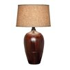 "Anthony California Hydrocal 30.5"" H Table Lamp with Empire Shade"