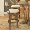 """Pastel Furniture Clarksville 30"""" Swivel Bar Stool with Cushion"""