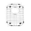 Nantucket Sinks Bottom Grid for Offset Kitchen Sink Small Bowl