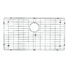 Nantucket Sinks Premium Kitchen Stainless Steel Bottom Sink Grid