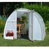 Solexx Early Bloomer 8 Ft. W x 8 Ft. D Polyethylene Greenhouse
