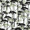 "Marimekko Marimekko II  Putkinotko 33' x 27.6"" Floral and Botanical Wallpaper"