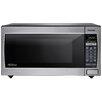 Panasonic® 1.6 Cu. Ft. 1250W Countertop/Built-In Microwave
