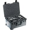 """Pelican Storm Shipping Case without Foam: 16"""" x 21.2"""" x 10.6"""""""