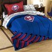 Northwest Co. MLB Phillies Contrast Bed in a Bag Set
