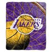 Northwest Co. NBA Los Angeles Lakers Sherpa Throw