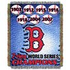 Northwest Co. MLB Boston Red Sox Commemorative Tapestry Throw