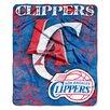 Northwest Co. NBA Los Angeles Clippers Raschel Throw