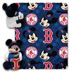 Northwest Co. MLB Mickey Mouse Throw