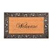 Design by AKRO Welcome Cocoa Doormat