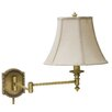 House of Troy Decorative Bead Swing Arm Wall Light