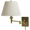 House of Troy Decorative Knot Swing Arm Wall Light
