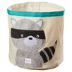 3 Sprouts Raccoon Storage Bin