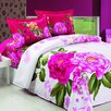 Le Vele Vera 4 Piece Full / Queen Duvet Cover Set