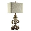 "Crestview Collection Traditions Orleans 34"" H Table Lamp with Rectangular Shade"