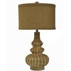 """Crestview Collection Tuscan Stansberry 28"""" H Table Lamp with Drum Shade"""