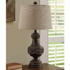 """Crestview Collection Massey 34"""" H Table Lamp with Empire Shade"""