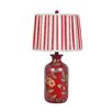 "Crestview Collection Lillian 29"" H Table Lamp with Empire Shade"