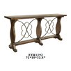 Crestview Collection Normandy Console Table