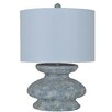 "Crestview Collection Beach Comber 24"" H Table Lamp with Drum Shade"