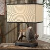 "Crestview Collection Range 25.5"" H Table Lamp with Rectangular Shade"