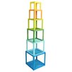 "Crestview Collection Columbia Stackable 70.25"" Cube Unit"