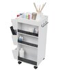 Studio Designs Swivel Organizer Utility Cart
