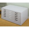 Studio Designs Flat File Filing Cabinet