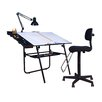 Studio Designs 4 Piece Ultima Drafting Table Set