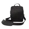 Piel Leather Traveler Messenger Bag