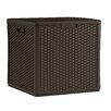 Suncast Cube 60 Gallon Deck Storage Box