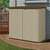 Suncast 5 Ft. W x 3 Ft. D Resin Storage Shed