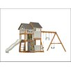 Suncast Vista Hybrid Play Swing Set
