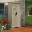 Suncast 2.4 Ft. W x 2.1 Ft. D Resin Tool Shed
