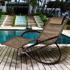 Bellini Home and Garden Pasadina Rocking Chaise Lounge